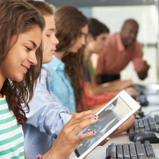 Gefilterd internet op school