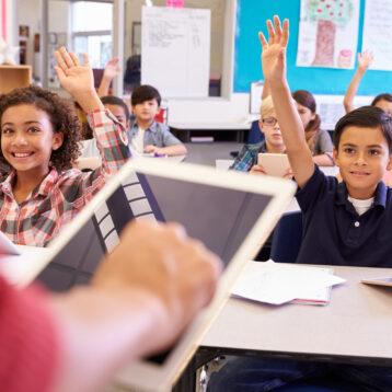 In gesprek met de leerling