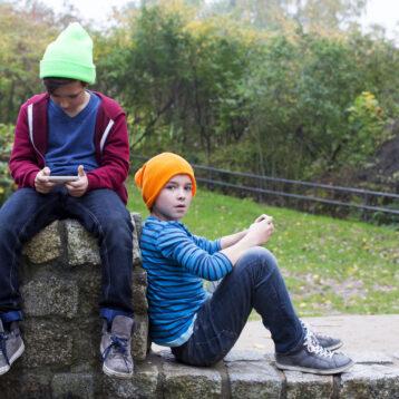 De jeugd online