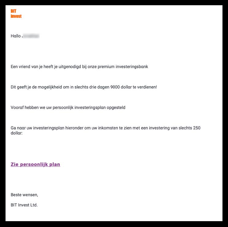 bit invest phishing